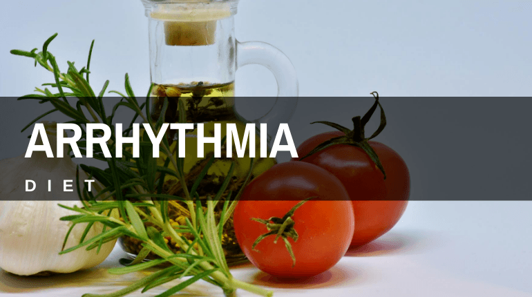 arrhythmia diet