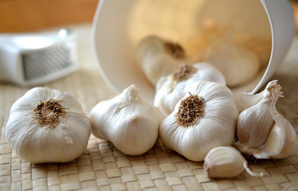 Garlic for heart health