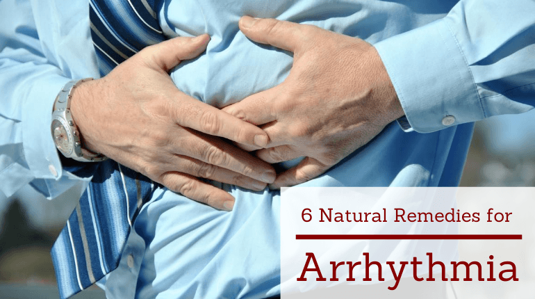 natural remedies for arrhythmia