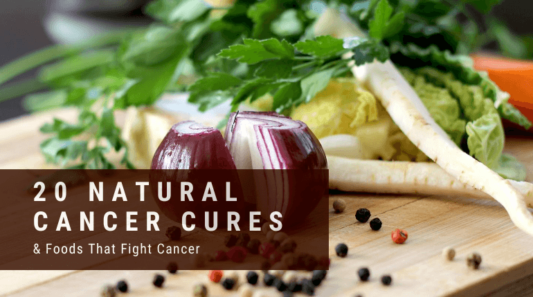 natural cures for cancer