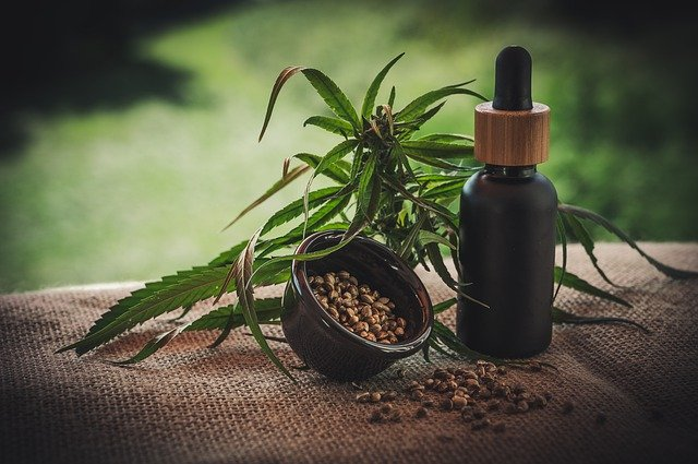 about cannabis essential oil