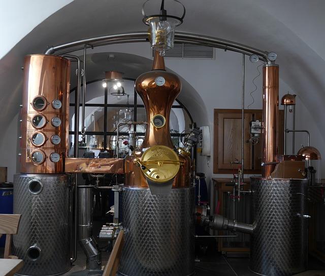 essential oil steam distillation