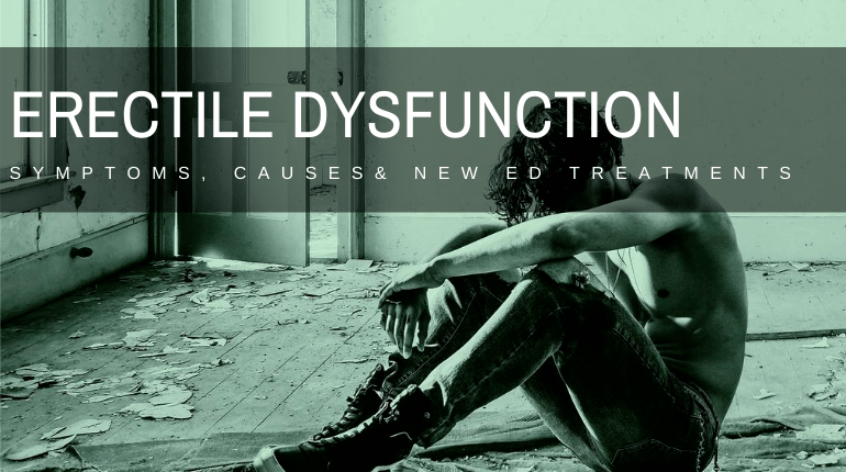 Facts about erectile dysfunction
