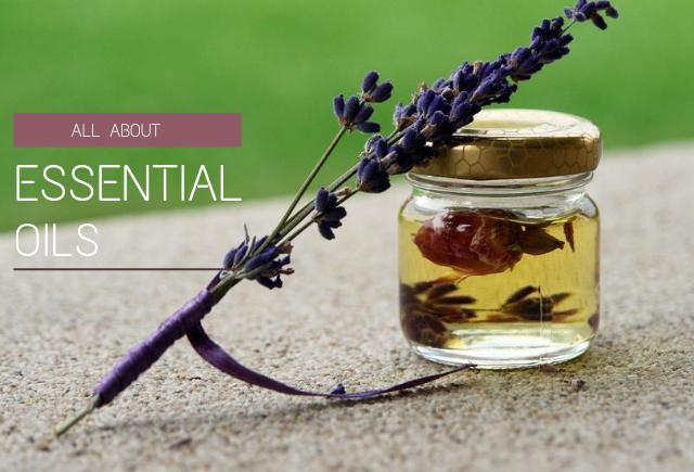 all about essential oil