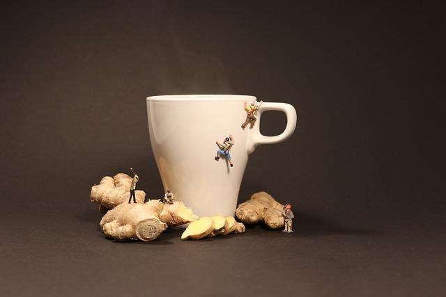 ginger tea for colds