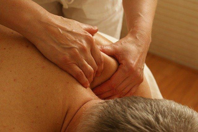 deep tissue massage for instant headache relief