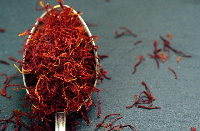 Saffron For Ed