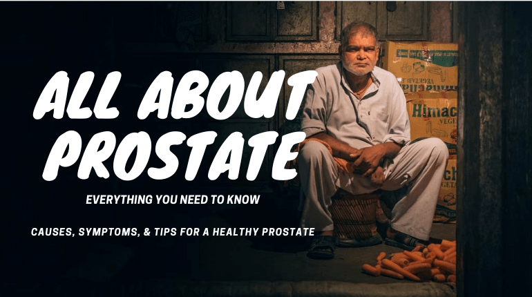 all about prostate